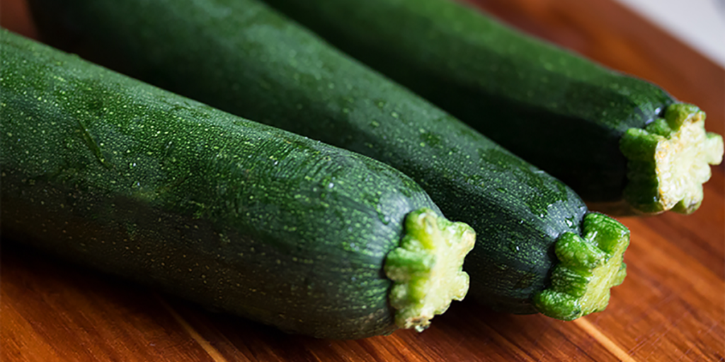 Quick Zucchini using Tuscan Herb Oil