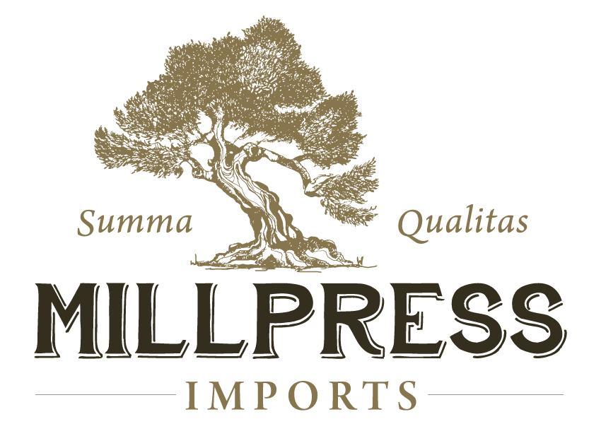 Millpress Imports Logo
