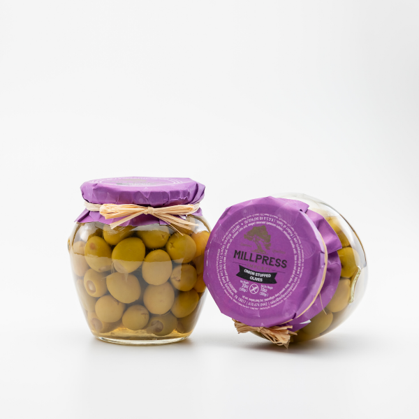 Onion Stuffed Olives