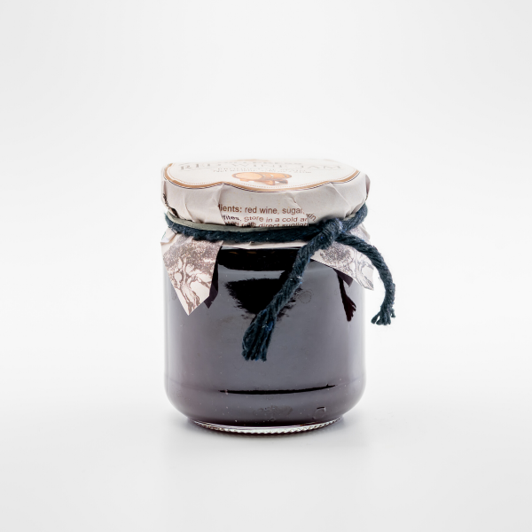 red wine jelly