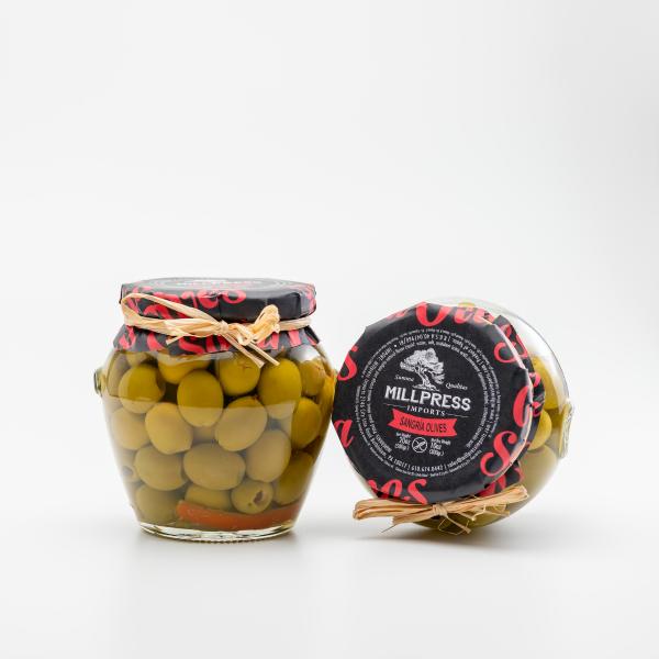 Sangria Olives