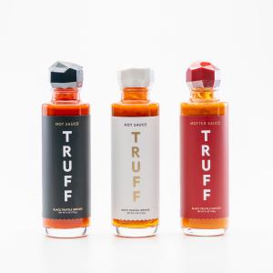 Truff Truffle Hot Sauce Variety Pack