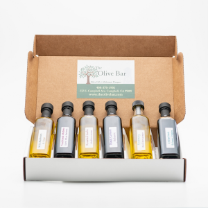 60ml Olive Oil and Balsamic Gift Set