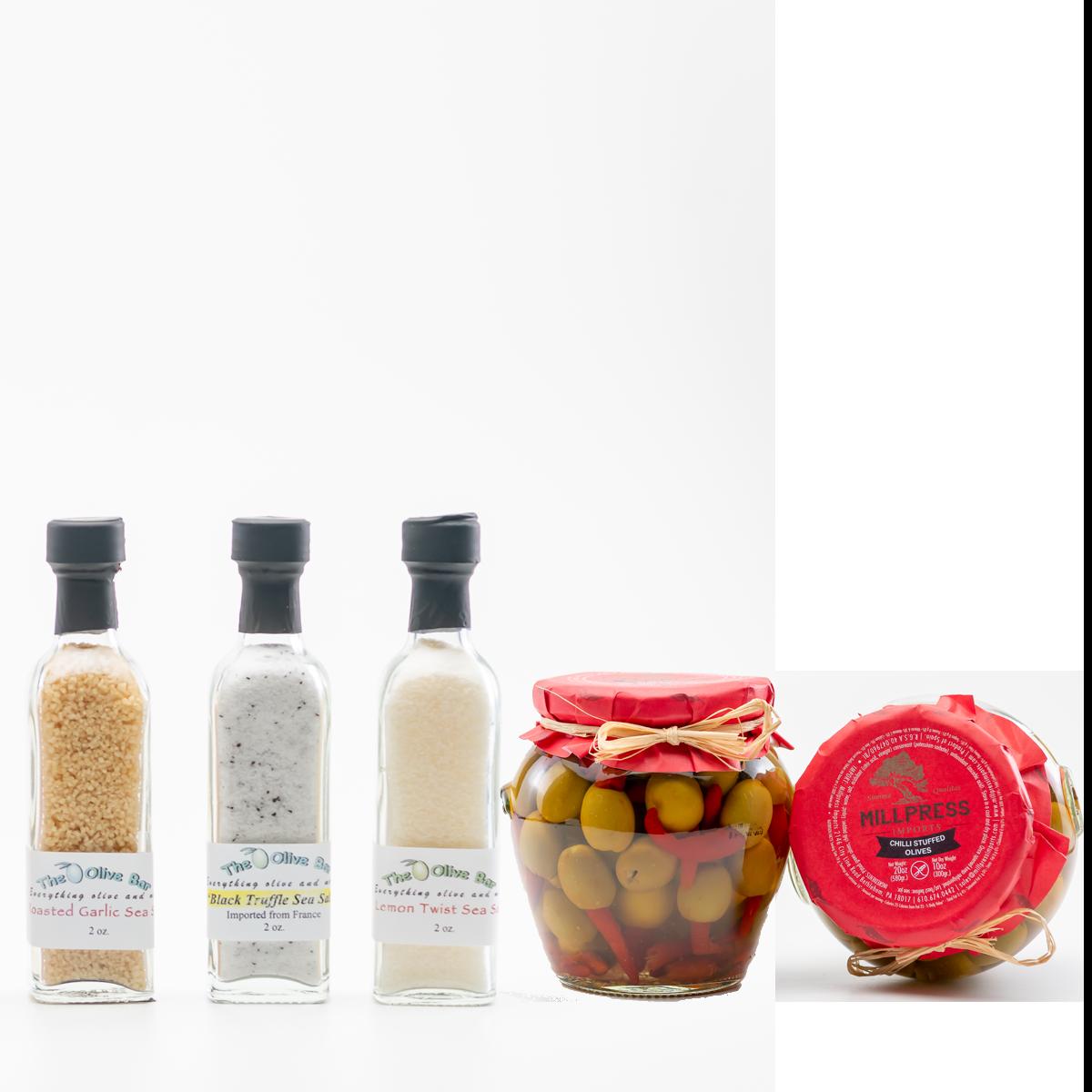 gourmet items