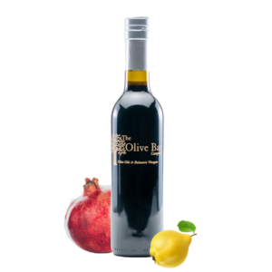 Pomegranate & Quince Flavored Balsamic Vinegar