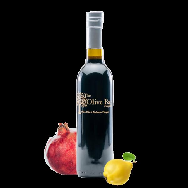 Pomegranate & Quince Flavored Balsamic Vinegar