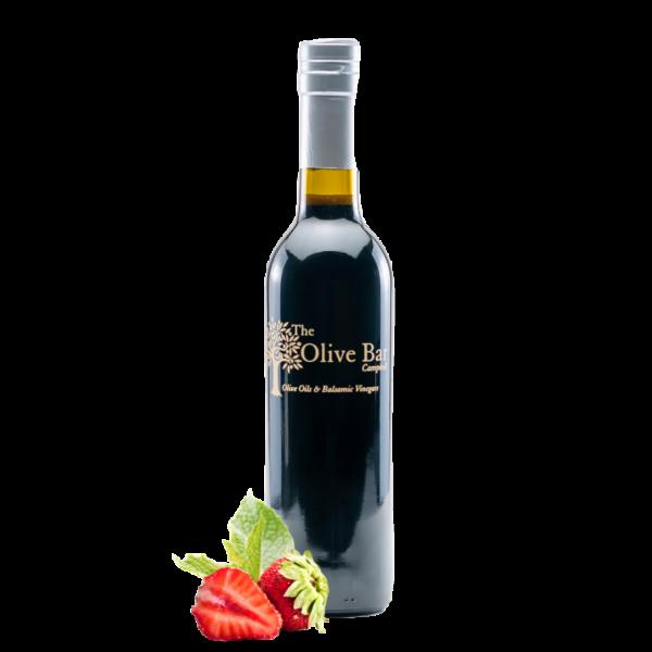 Strawberry Flavored Balsamic Vinegar