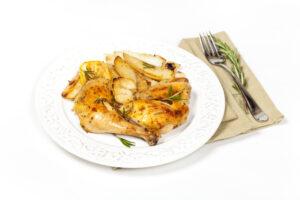 garlic chicken The Olive Bar